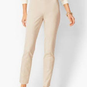 Talbots Chatham Ankle Pant with Stretch